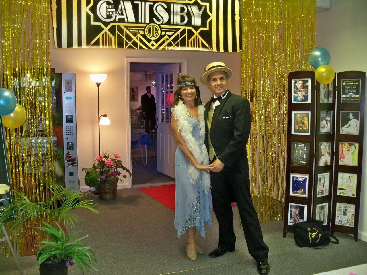 Great Gatsby Dance