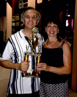 Dance Contest Champions