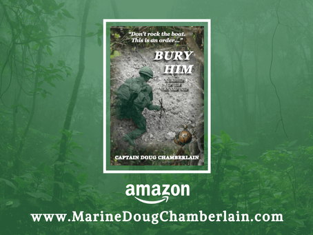 Chamberlain's debut book examines unspeakable order during Vietnam War - Wyoming Tribune Eagle
