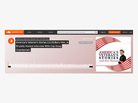 Interview on America's Veteran's Stories with Kim Monson