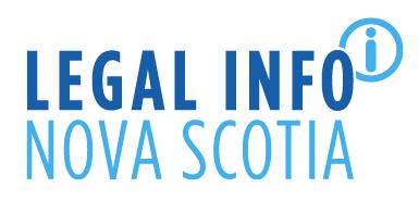 Legal Info Nova Scotia