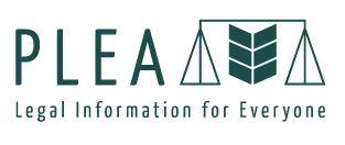 PLEA Sask Logo
