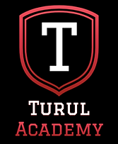 Turul Academy - white and red with black