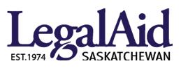 Legal Aid Sask Logo