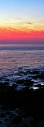 Sunset on the Sea of Cortez
