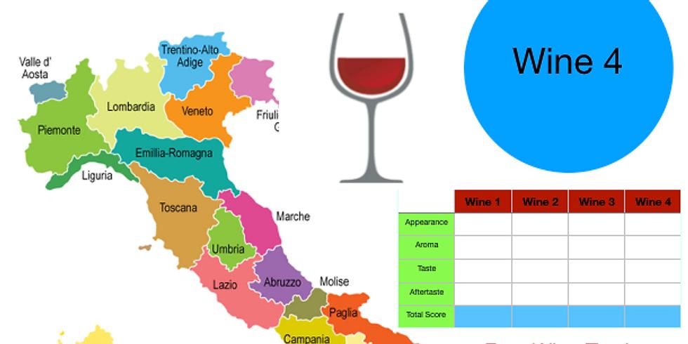 The Simple Wine Tasting