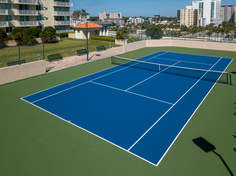 Tennis Court Rules