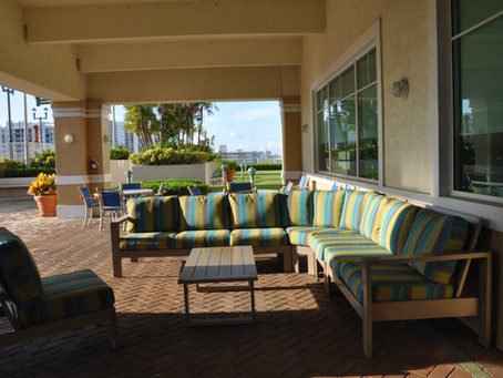New Pool Furniture