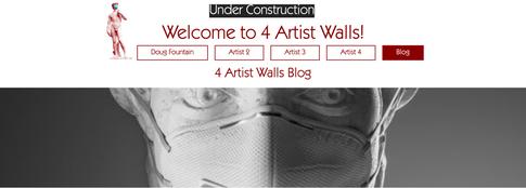 4 Artist Walls