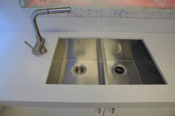 Custom Sink & Faucet Installations