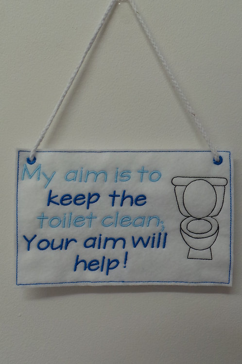 Toilet Hanger Design