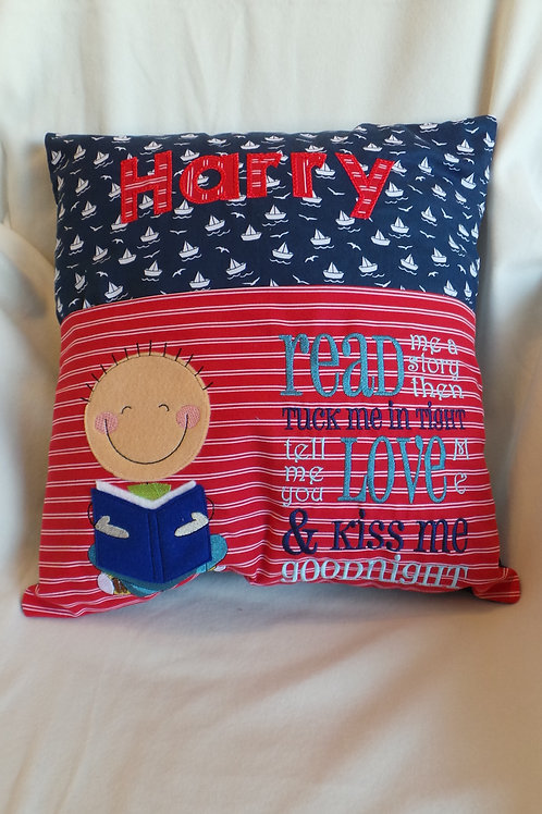Reading Book Cushions