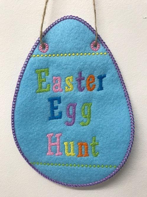 Easter Egg Hunt Design