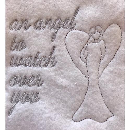 Angel Saying Design