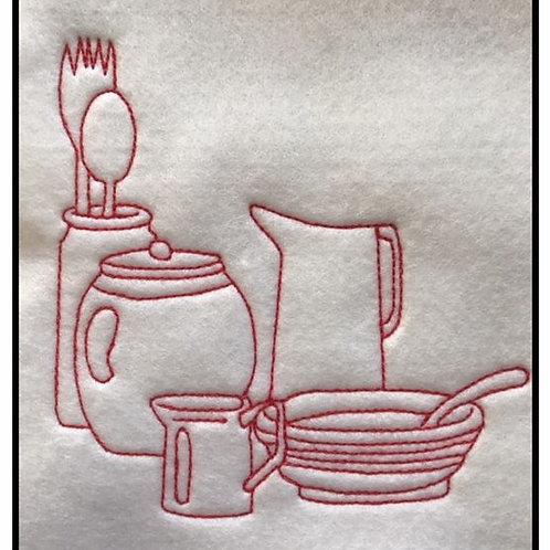 In The Kitchen Design