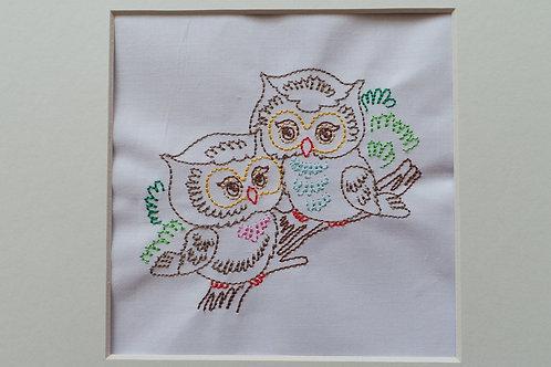 Line Owls