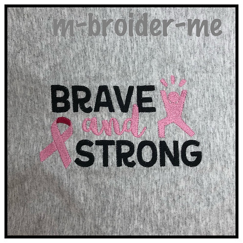 Cancer Support Brave and Strong
