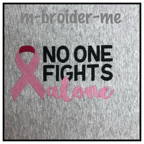 Cancer Support No One Fights alone