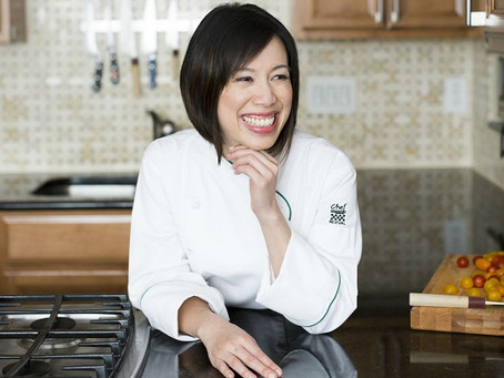 The Blind Chef: Christine Ha