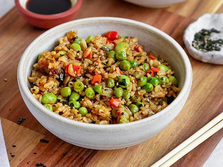Medi-Veggie: A Fried RightRice Recipe from Chef Tu David Phu