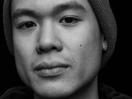 A Conversation With Poet Alex Dang