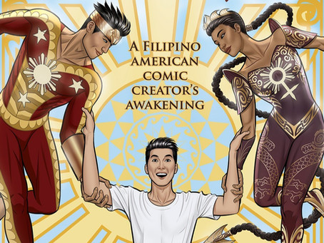 Joshua Luna: Opening Conversations Through Comics