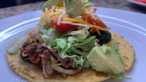Vegan Crispy Jackfruit Tacos