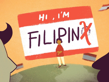 The use of Filipino, Filipina, and Filipinx