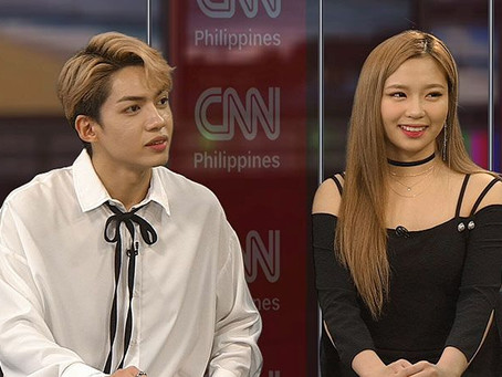 Shining Their Own Spotlight: Pinoy Artists in K-Pop