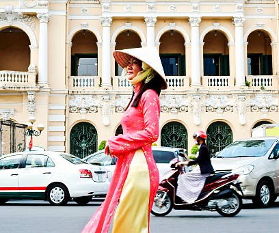 The Cultural Appropriation of the Áo Dài