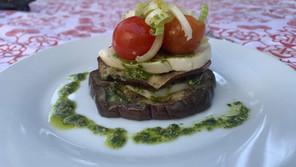 Summer Eggplant Tacos