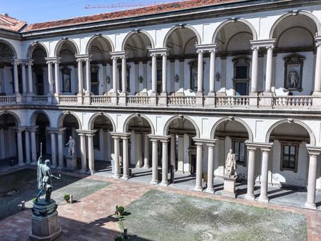 La pinacoteca di Brera è tornata al suo splendore