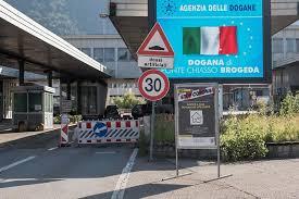 1° luglio: l'Europa apre le frontiere