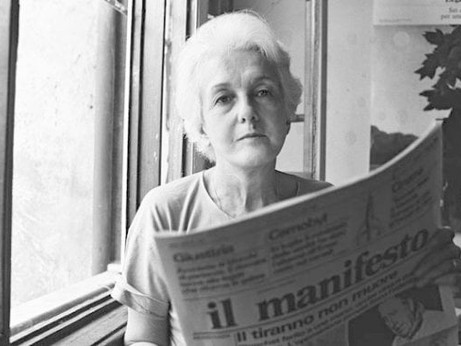 Morta Rossana Rossanda: pensiero libero e profondo