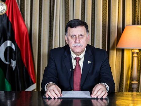 Al Serraj chiede l'intervento di Onu ed Europa per la Libia
