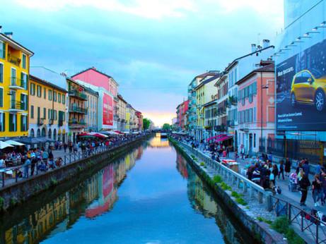 La Milano che si è bevuta il cervello