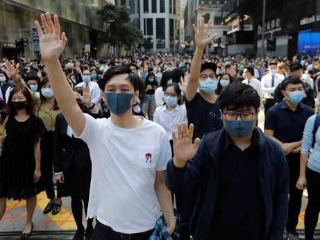 Hong Kong: di sicuro ci sono solo tanti arresti