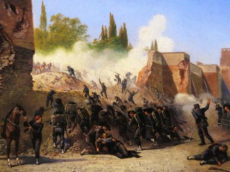 La Breccia di Porta Pia, 150 anni di Unità d'Italia