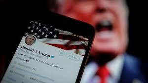 Twitter contro Trump 1 a 0