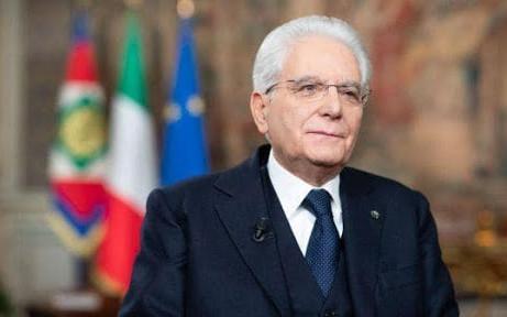 Mattarella: l'Italia è responsabile in una difficile prova