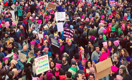 Trump perderà: è merito delle donne