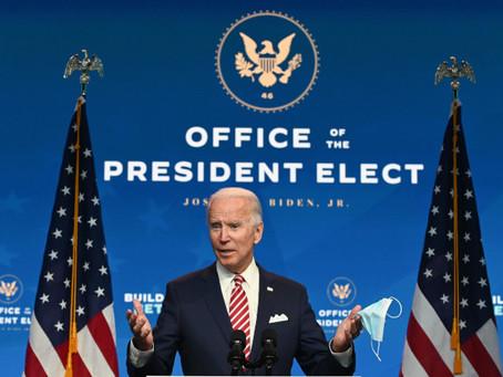 Biden e l'uomo nero