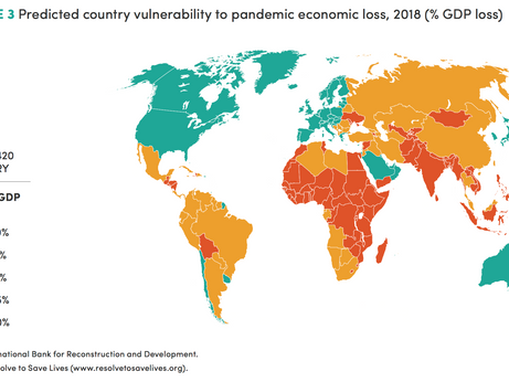 L'economia mondiale ha la febbre: urgente la svolta  verde