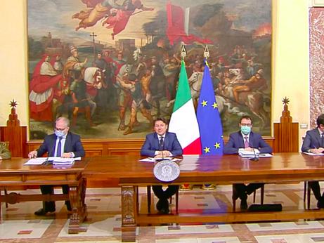 Conte scommette e rilancia ma a debito, basterà all'Italia?