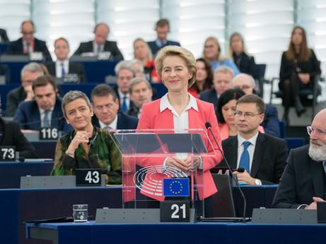 Europa chi-ama Italia: fondi per svolta verde e sanità