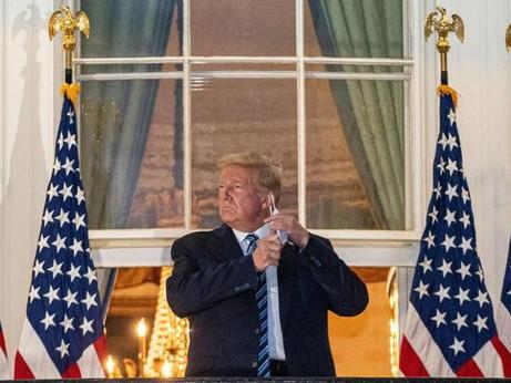 Covid-19: Trump non può essere rieletto