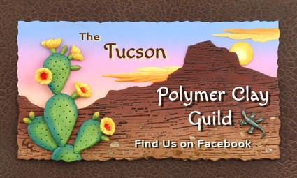 Tucson Polymer Clay Guild Logo