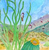 Second Spring Vista - Detail