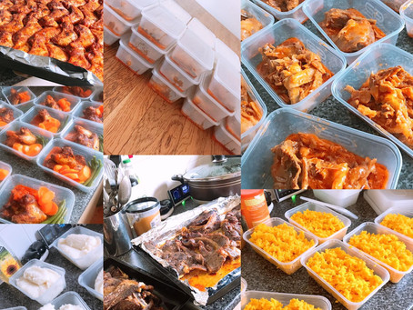 Meals For The Homeless