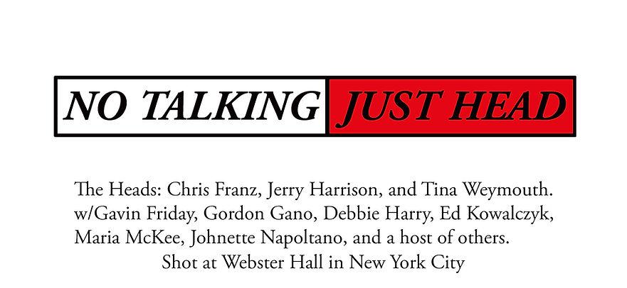 Talking Heads, Tomtom Club, Chris Franz, Tina Weymouth, Jerry Harrison, David Byrne, Debby Harry, Joey Ramone, Punk Rock, Godlis, Punk, The Clash, The Damned, The Sex Pistols, Johnny Rotten